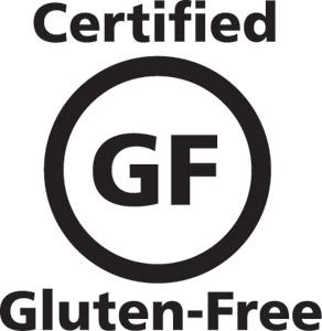 Certified Gluten Free