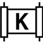 Kosher certified by VaadHakashrus of Denver, Scroll K